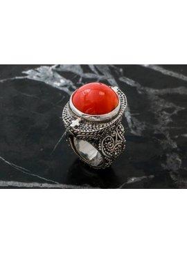 Rings Orange Ring