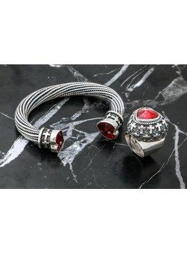 Bracelets Bracelet W/ Hearts