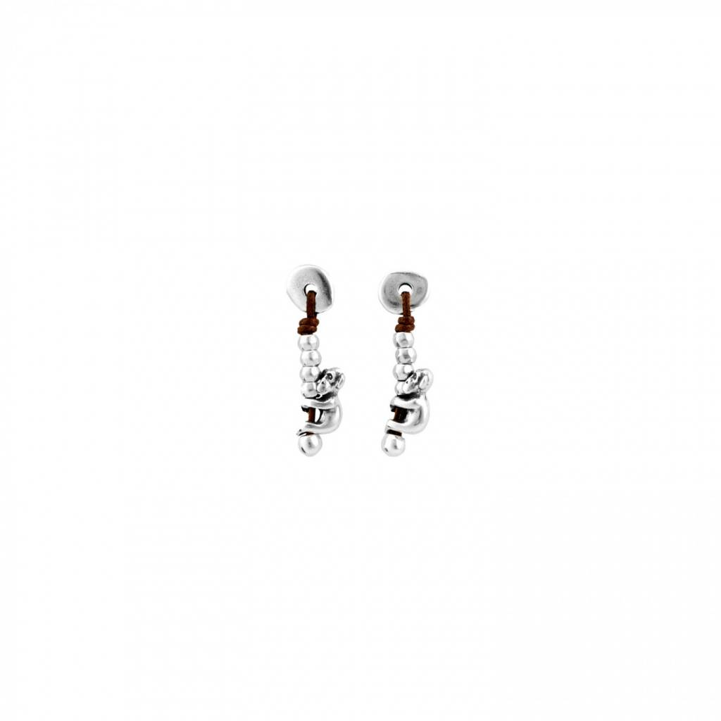Earrings PEN0567MARMTLOU
