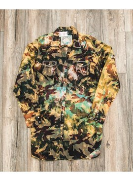 Dress Shirt Dress-Long Slv
