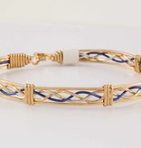 Ronaldo Jw B540GTT0700 - Thin Blue Line Bracelet