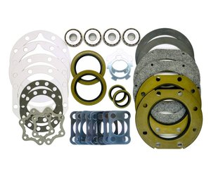 For Toyota Landcruiser FJ62 FJ60 Series Swivel Hub KOYO Wheel Bearing Kit