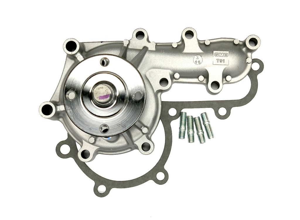 Water Pump - 1HDT, HZ, 1PZ, 1HDFT Land Cruiser