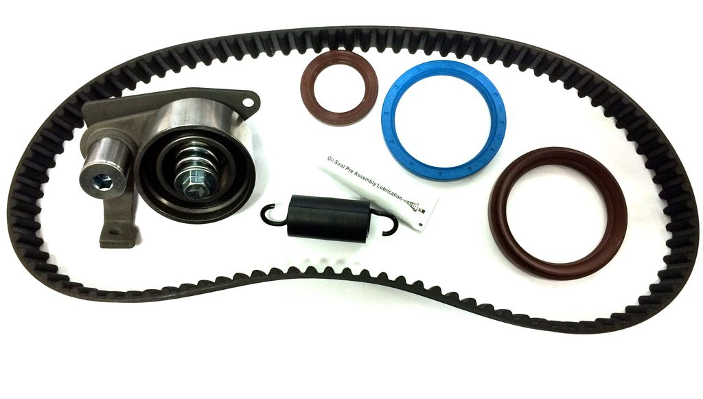 Timing Belt Kit for the Toyota 1PZ, 1HZ, 1HD-T engines (early to 05/1998)