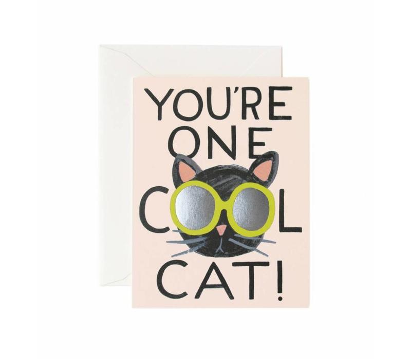 CARTE - COOL CAT