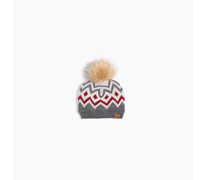 TUQUE TRICOT HOLIDAY