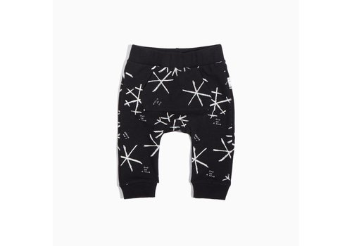 Miles Baby Brand PANTALON ONE OF A KIND - NOIR
