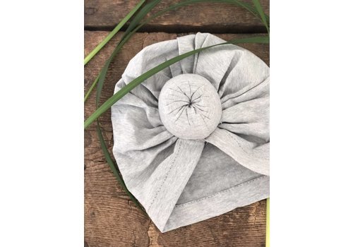 Mini Bretzel TURBAN - GRIS