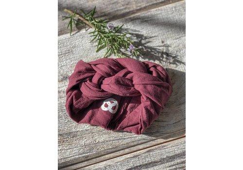 Mini Bretzel BANDEAU TWINNING - BOURGOGNE (MÈRE/ENFANT)