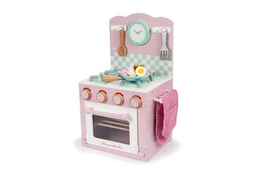 Le Toy Van CUISINIÈRE ET FOUR - ROSE