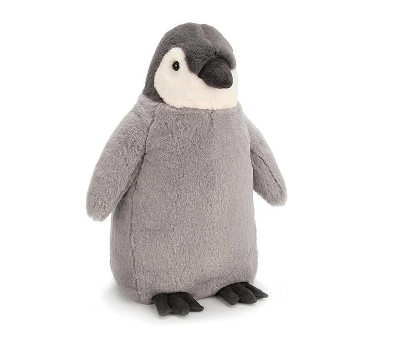 PELUCHE PINGOUIN TIMIDE
