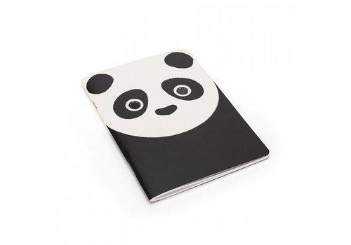 JELLYCAT CAHIER DE NOTES - PANDA