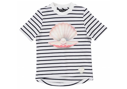 BIRDZ Children T-SHIRT NAUTIQUE - COQUILLAGE