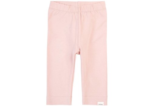 Miles Baby Brand LEGGING BASIC - ROSE