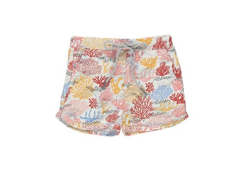 BIRDZ Children SHORT - BARRIÈRE DE CORAIL