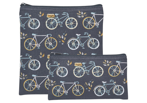 DANICA DUO POCHETTES À COLLATIONS - SWEET RIDE