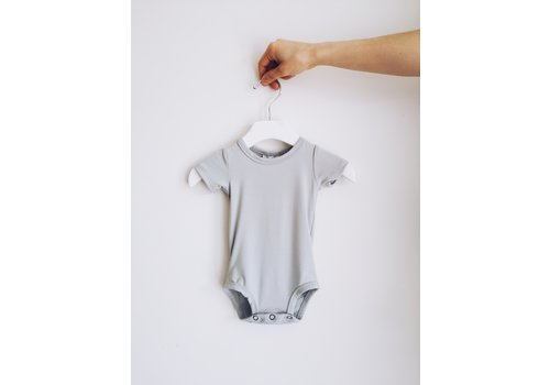 JAX AND LENNON TEE ONESIE - SEA FOAM