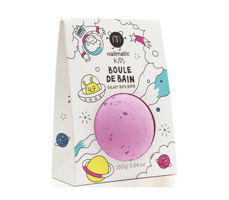 BOMBE POUR LE BAIN COSMIC - ROSE