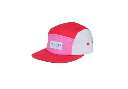 Headster Kids CASQUETTE TRICYCLE - ROSE