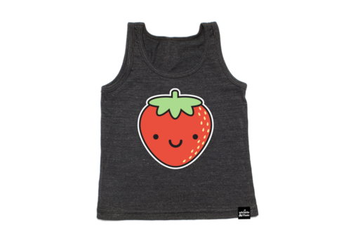 Whistle & Flute KAWAII CAMISOLE - FRAISE
