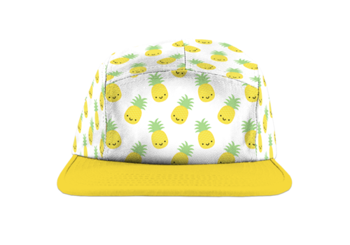 Whistle & Flute CASQUETTE KAWAII - ANANAS