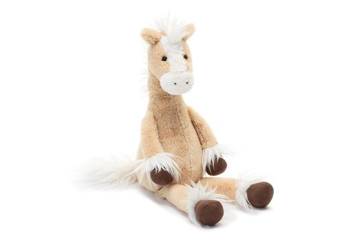JELLYCAT PELUCHE BISCUIT LE PONEY