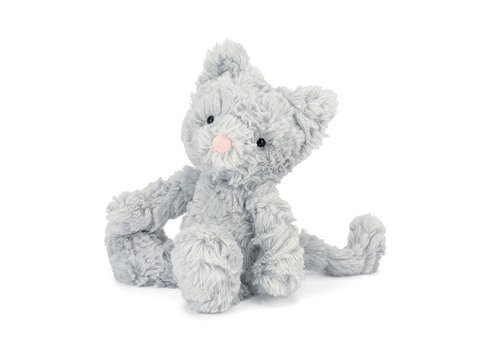 JELLYCAT PELUCHE - CHATON SQUIGGLE 9""