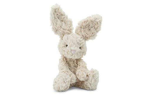JELLYCAT PELUCHE - LAPIN SQUIGGLE 9""
