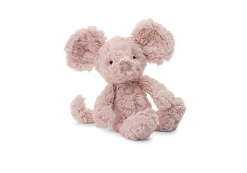 JELLYCAT PELUCHE SOURIS SQUIGGLE 9""