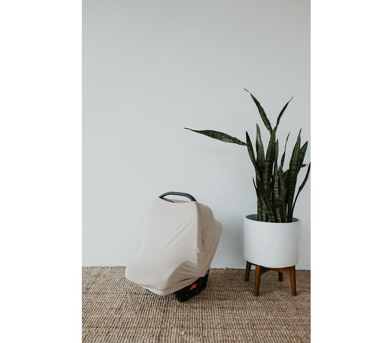 COUVRE-COQUILLE EN BAMBOU - SAND