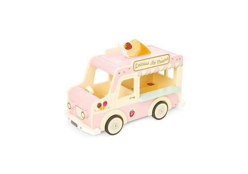 Le Toy Van CAMION DE GLACES