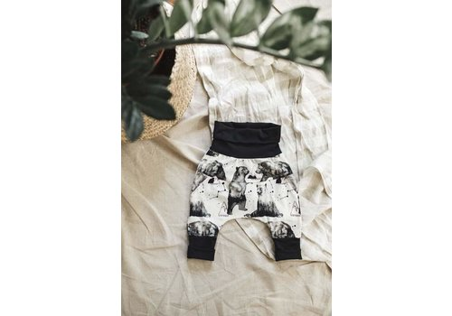 Little Yogi PANTALON ÉVOLUTIF - LITTLE MILKY WAY