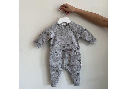 Miles Baby Brand PLAYSUIT JOUER/REJOUER