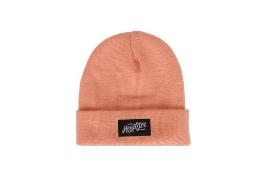 Headster Kids TUQUE LIL HIPSTER - CORAIL