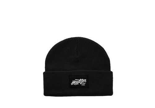 Headster Kids TUQUE LIL HIPSTER - NOIR