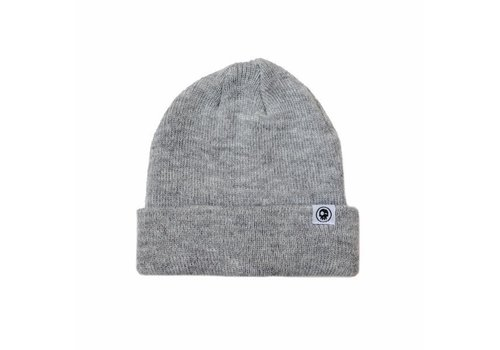 Headster Kids TUQUE FLUFF - GRIS PALE
