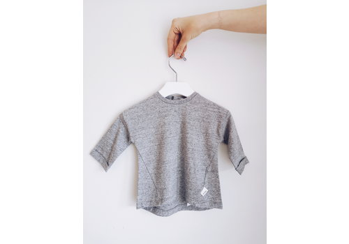 Miles Baby Brand TUNIQUE BASIC - GRIS
