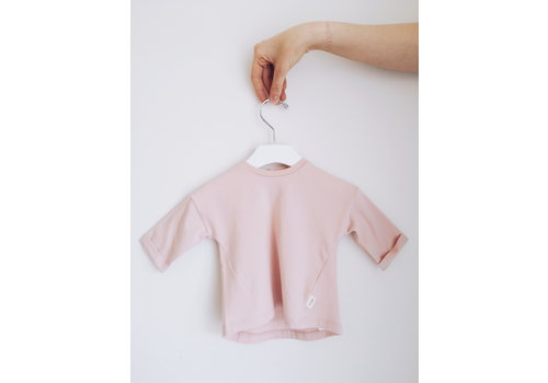 Miles Baby Brand TUNIQUE BASIC - ROSE
