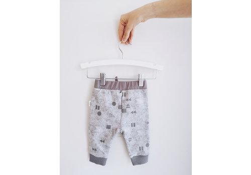 Miles Baby Brand JOGGER JOUER/REJOUER - GRIS