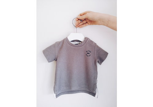 Miles Baby Brand CHANDAIL BE KIND - GRIS