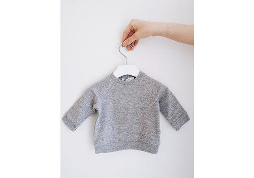 Miles Baby Brand CHANDAIL OUATÉ BASIC - GRIS