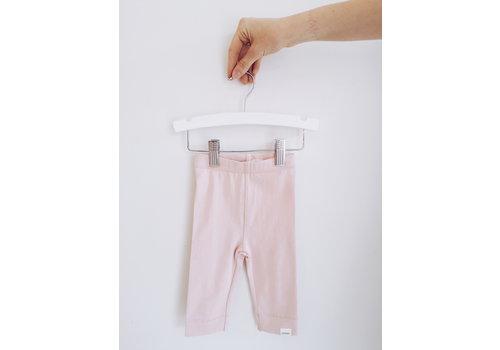 Miles Baby Brand LEGGING BASIC - ROSE