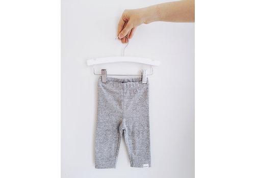 Miles Baby Brand LEGGING BASIC - GRIS