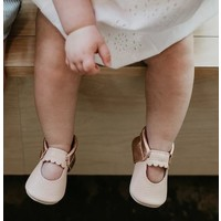 MOCASSIN MINI JANE - ROSETTE