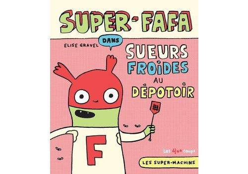 ÉDITIONS LES 400 COUPS LIVRE - SUPER-FAFA