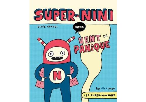 ÉDITIONS LES 400 COUPS LIVRE - SUPER-NINI
