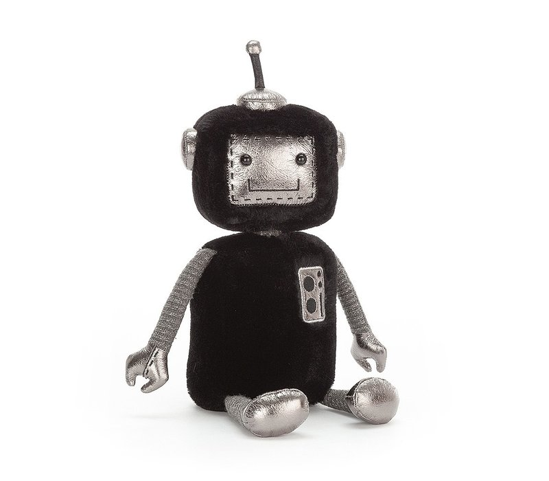 PELUCHE - PETIT ROBOT