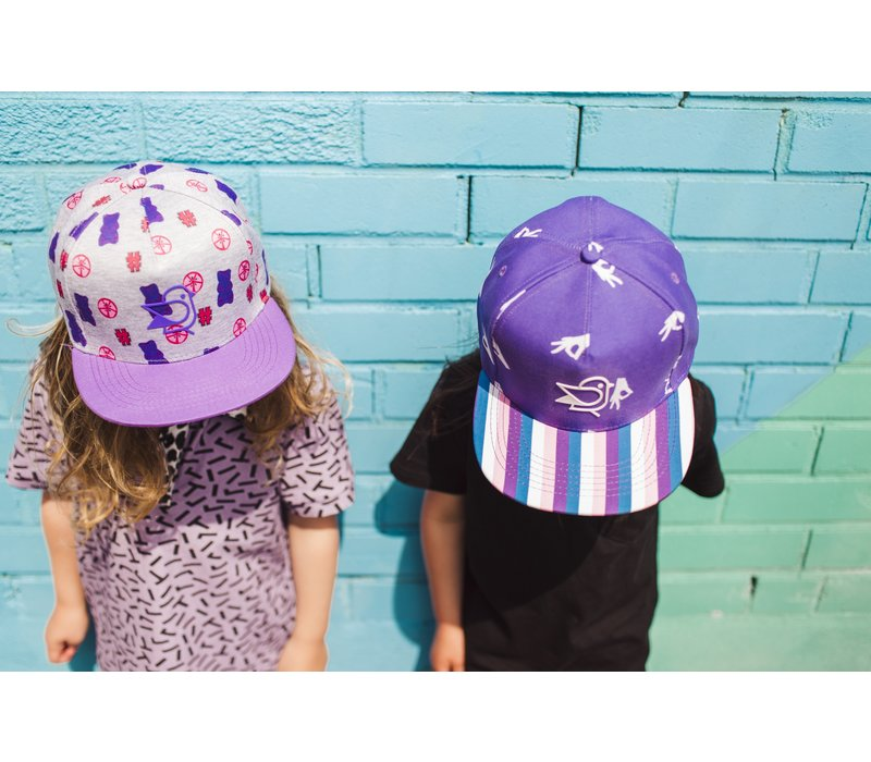 CASQUETTE - GUMMY BEARS GIRLZ