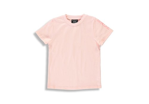 BIRDZ Children T-SHIRT BASIC GIRLZ - PÊCHE