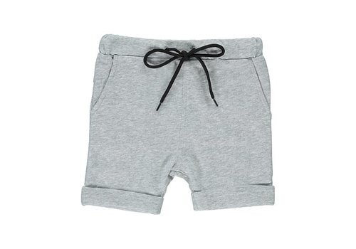 BIRDZ Children SHORT LONG - GRIS PÂLE SS20